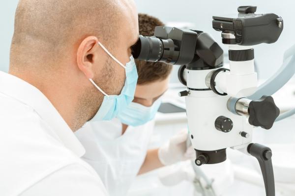 Microscoop behandelingen